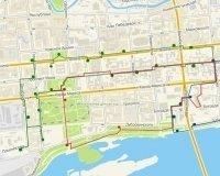 В Красноярске появятся пешеходные маршруты