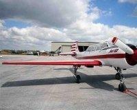 В конце сентября в Челябинске чемпионат России по самолетному спорту
