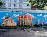 Гран-при конкурса граффити отдали Айдару Мунайтбасову.