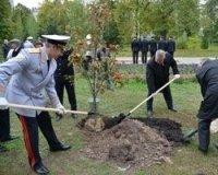 В Казани появилась аллея памяти имени Салиха Япеева