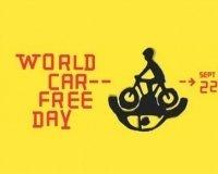 22 сентября — День без автомобиля