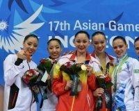 У карагандинцев семь медалей на Азиатских играх: три серебряные и четыре бронзовые.