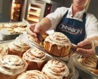 В «Южном» закрылась булочная Cinnabon.