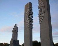 Ректор ЮУрГУ планирует закрыть стройку возле памятника Курчатову