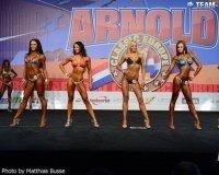 Красноярская спортсменка завоевала 4-е место на турнире Arnold Classic Europe 2014