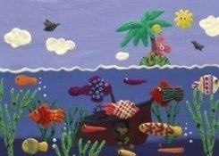 Пластилиновая объемная анимация 9-14 лет