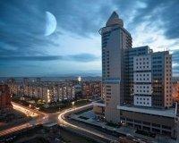 Одна из высоток Красноярска вошла в ТОП самых высоких зданий России