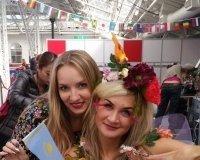 Алла Костенко, специалист из Темиртау, победила на конкурсе по нейл-дизайну в Лондоне.