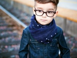 Пять инстаграмов со стильными детскими фотографиями