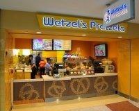 Wetzel's Pretzels  откроются в «Южном»