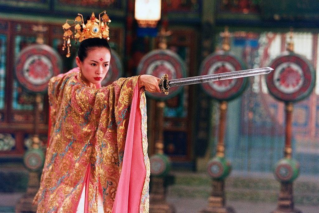 Старый азиатский фильм становится