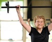 ATHLETIC GYM организовал фитнес для пенсионеров