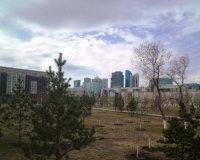 В Астане будет разбит новый парк