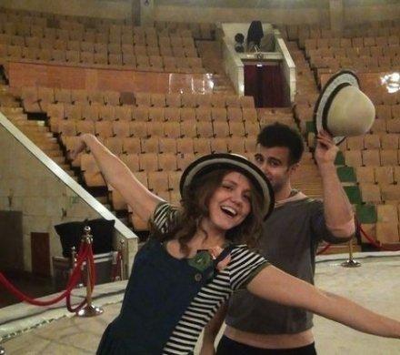 Выбирай-ТВ: мастер-класс по жонглированию