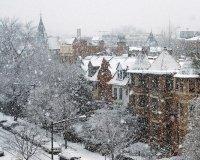 Снег в Челябинске будет идти еще два дня