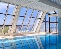 В Астане будет построен большой крытый бассейн