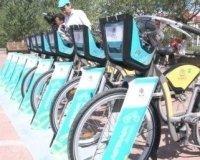 Скоро завершится сезон велопроката «Астана Bike»