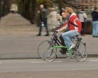 Всё лучшее достанется велосипедистам