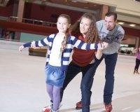 В Екатеринбурге работает школа фигурного катания