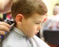В ТК «Северо-Западный» открылась детская парикмахерская
