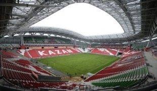 «Казань Арена» работает до декабря