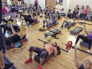 В Челябинске прошел четырехдневный фитнес-контест в режиме нон-стоп