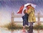 Музыкальный спектакль «Три дождя тому назад…»