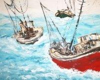 Выставка турецкого художника открывается в Екатеринбурге