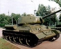 В Самаре собираются установить новый военный памятник - танк Т-34