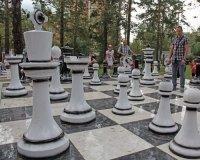 В Казани откроется сквер с шахматными фигурами