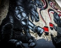 На Сони Кривой открывается кофейня «Бодрый день» с граффити-школой