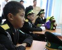 В школах Астаны для ребят откроют 3 новых кадетских класса