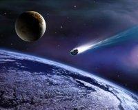 К Земле летит еще один метеорит