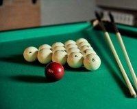 В Sadre 22-23 ноября пройдет бильярдный турнир.