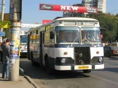 автобусный маршрут №44 от