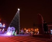Городские ёлки откроются после 20-го декабря