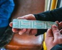 В маршрутках теперь обязательно брать билеты