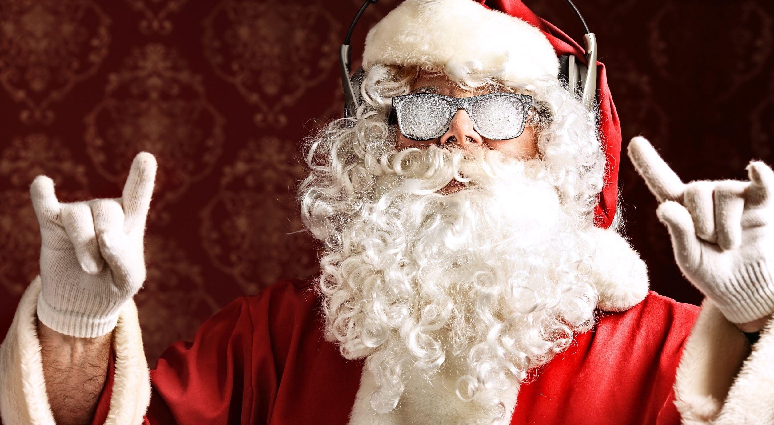 Дед мороз новый год история как