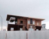 1 декабря в Красноярске откроется первый перевёрнутый дом