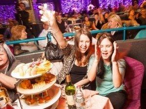 Туристическая компанияDAN с размахом отметила день рождения в клубеMOSKVA