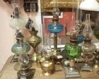 25 ноября в Самарском музее модерна откроется выставка старинных ламп «Свет»