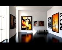 Под столичным прицелом очередная выставка картин
