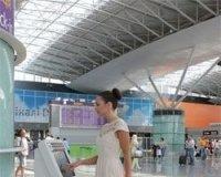 В аэропорту Астаны появятся киоски саморегистрации