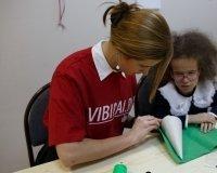 В Сургуте состоялся мастер-класс по изготовлению рождественских ангелочков для тяжелобольных детей.