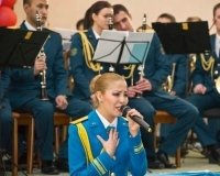 Военный оркестр МО РК дает благотворительные концерты
