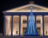 Церемония зажжения главной елки страны состоится 1 декабря!