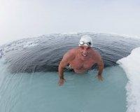 Тюменские моржи вновь покажут класс на пруду Студенческом