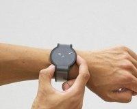 В Sony создали часы из электронной бумаги