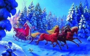 Дети: Новый год в сказках