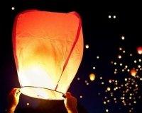 В Казани запретили запускать небесные фонарики